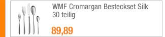WMF Cromargan                                             Besteckset Silk 30 teilig