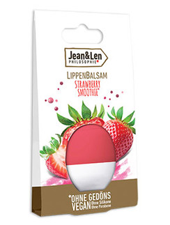 "Jean&Len Lippenbalsam ""Strawberry Smoothie"""