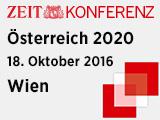 ZEIT KONFERENZ Österreich 2020