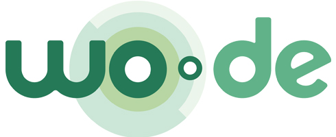 Logo wo.de