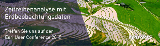 Exelis: Esri User Conference 2015