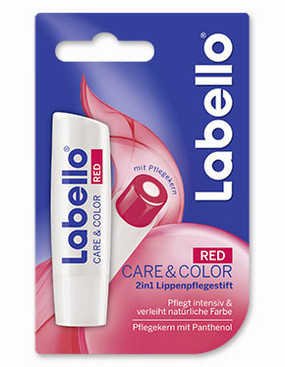 Labello Care & Color Red