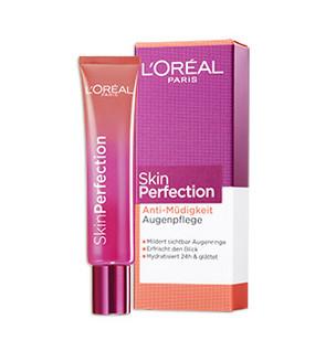 L'Oréal SkinPerfection Anti-Müdigkeit Augenpflege