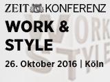 ZEIT KONFERENZ Work & Style