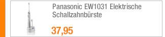 Panasonic EW1031                                             Elektrische                                             Schallzahnbürste
