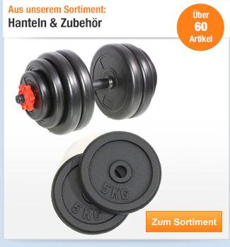 Hanteln & Zubehör