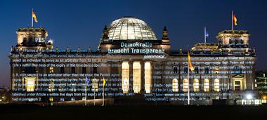 © Daniel Müller / Greenpeace