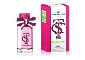 Tom Tailor College Sport Woman 50 ml
