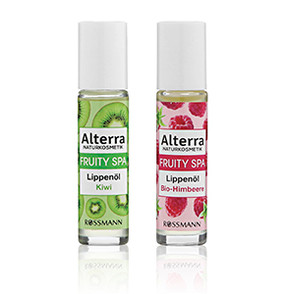 "Alterra ""Fruity Spa"" Lippenöl"