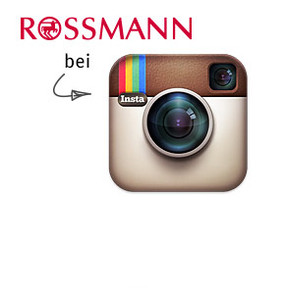 Rossmann bei Instagram