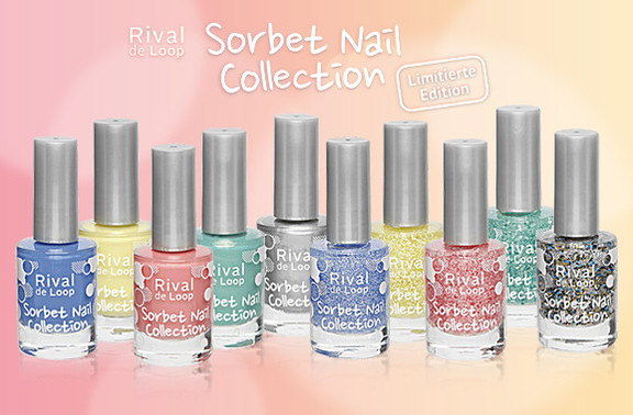 "Rival de Loop ""Sorbet Nail Collection"" LE"
