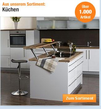 Sortiment: Küchen