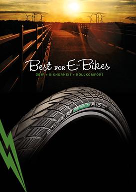 Best for E-Bikes
