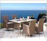 Dining-Serie                                                           Lanzarote,                                                           5-tlg.