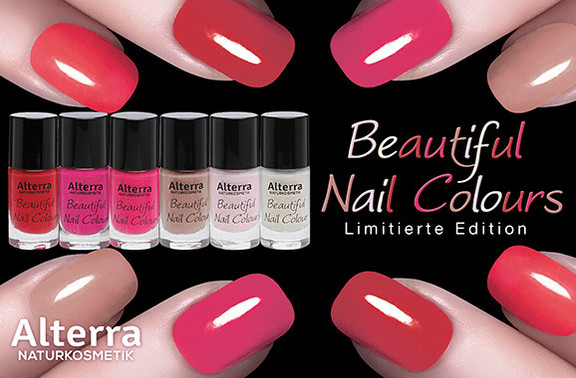 "Alterra ""Beautiful Nail Colour"""