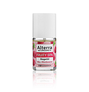 "Alterra ""Fruity Spa"" Nagelöl"