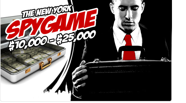New York SpyGame
