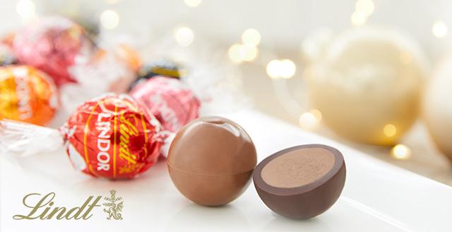 LINDT Schokolade & Pralinen
