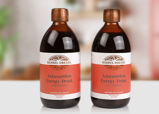 "273405 BÃ""RBEL DREXEL Astaxanthin Energy-Drink Sofort-Effekt 2 x 500 ml"