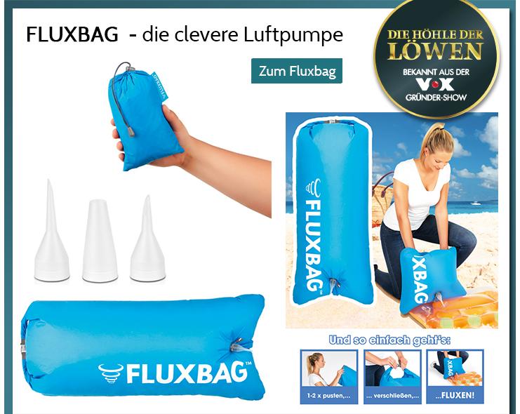 Die Höhle der Löwen: FLUXBAG - der Deal des Tages! • BADER ...