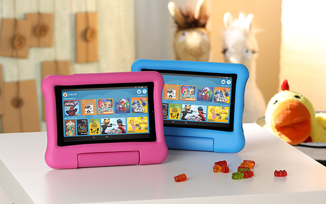 469370 AMAZON Fire 7 Kids-Edition Tablet
