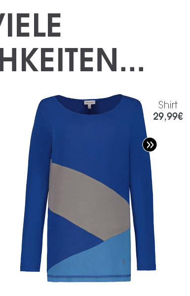 Pullover Colorblocking