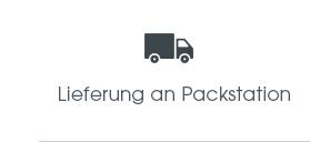 Lieferung an Packstation