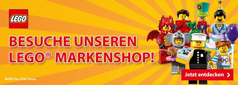 Besuche unseren LEGO® Markenshop!