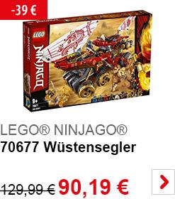 LEGO 70677 Wüstensegler