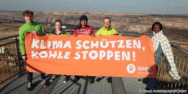 Kohlekonzerne wie RWE fördern in Deutschland jedes Jahr insgesamt über 150 Millionen Tonnen Braunkohle für ihre Kraftwerke. Das muss ein Ende haben!