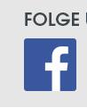 Du findest uns auch auf Facebook - Verpasse somit keinen Trend und keine Aktion
