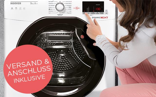 ▷ im vorverkauf versand inklusive hoover waschmaschine