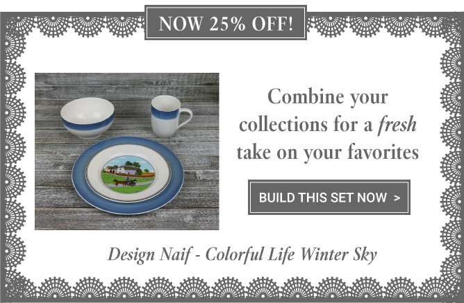 Design Naif - Colorful Life Winter Sky