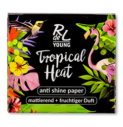 Tropical Heat Anti Shine Paper