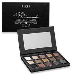 "Rival de Loop ""Nights to remember"" Eyeshadow Palette"