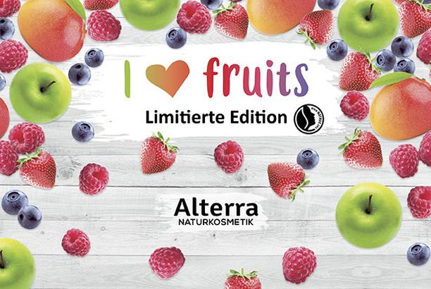 """Alterra """"I love fruits"""""""