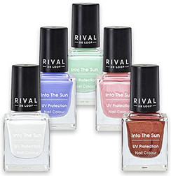 Nagellack Into the Sun Rival de Loop