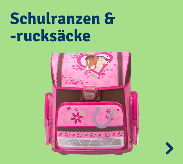 Schulranzen / Schulrucksäcke