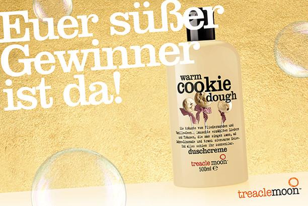 "treaclemoon ""warm cookie dough"""