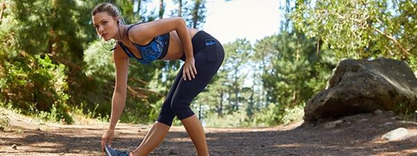 Lauf- & Fitnessmode für Sie
