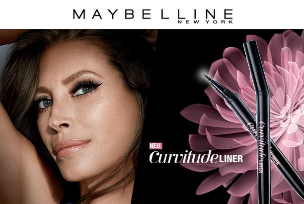 Maybelline New York Master Precise Curvitude Eyeliner