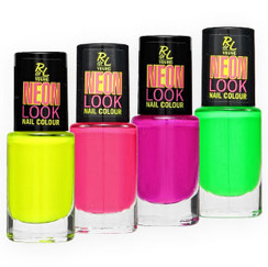 RdeL Young Neon-Look Nail Colour