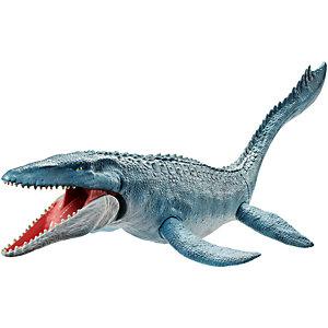 """Jurassic World Mosasaurus (mit """"echter"""" Dinohaut)"""