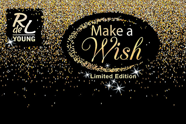 "RdeL Young ""Make a wish"""