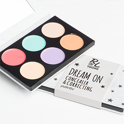 "RdeL Young ""Dream on"" Concealer & Correcting Palette"