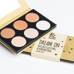 "RdeL Young ""Dream on"" Highlighting & Bronzing Palette"
