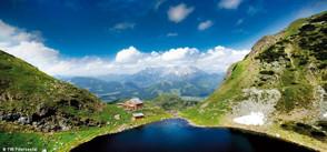 Ab in die Kitzbüheler Alpen