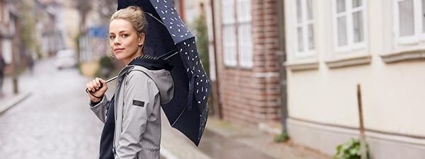 Outdoor- & Regenbekleidung für die ganze Familie.