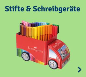 Stifte & Schreibgeräte