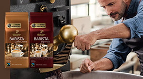 Liebevoll veredelt & aromafrisch verpackt: Barista Espresso & Caffè Crema zum Vorteilspreis von nur 12,99 € (2)